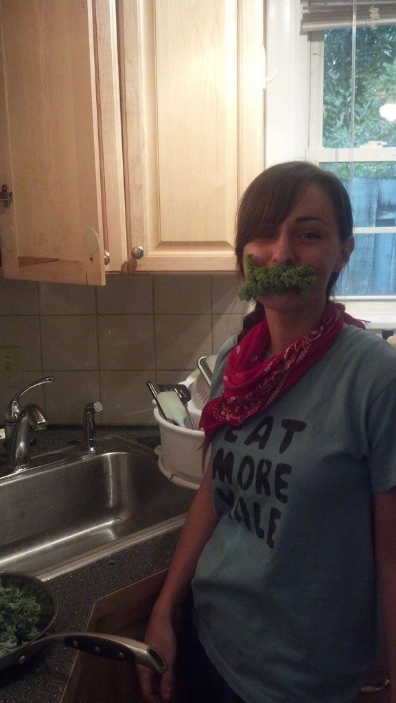 Kale Cutie