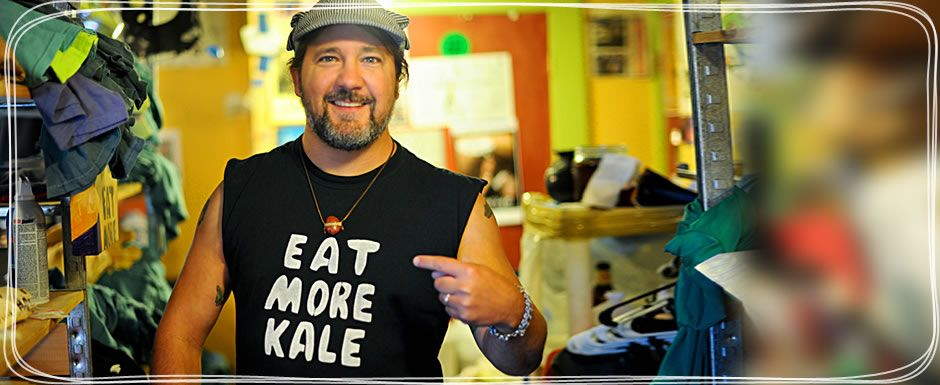 Eat More Kale Store