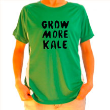 Grow More Kale