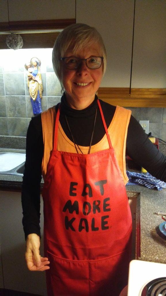 Eat More Kale Mailchimp